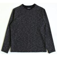 Лонгслів Transmod Knitted Charcoal
