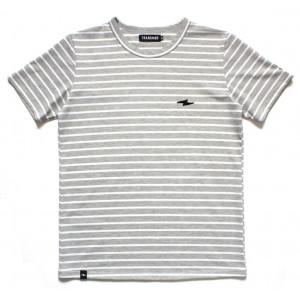 Футболка Transmod White Stripes Tee Logo